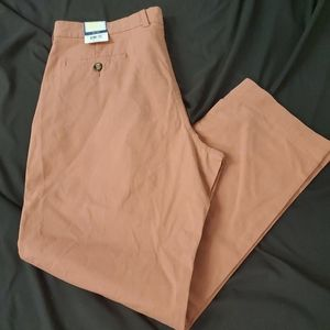 Tackle&Tides stretch flat front pants 40x32 NWT